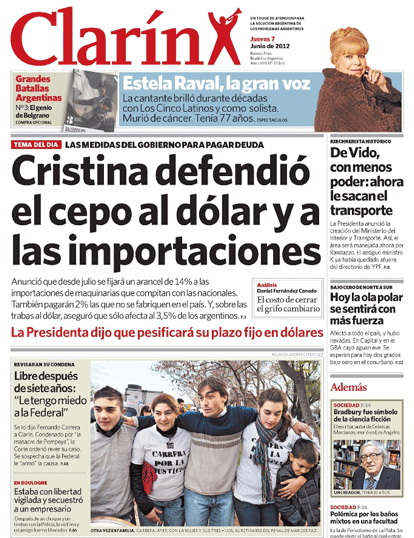 Diario Clarin Related Keywords & Suggestions - Diario Clarin Long Tail ...