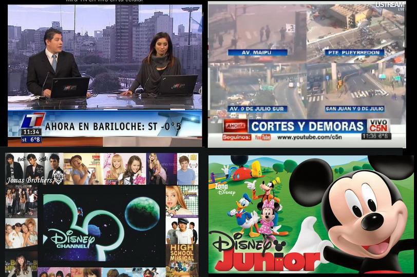 TV Cable Junio