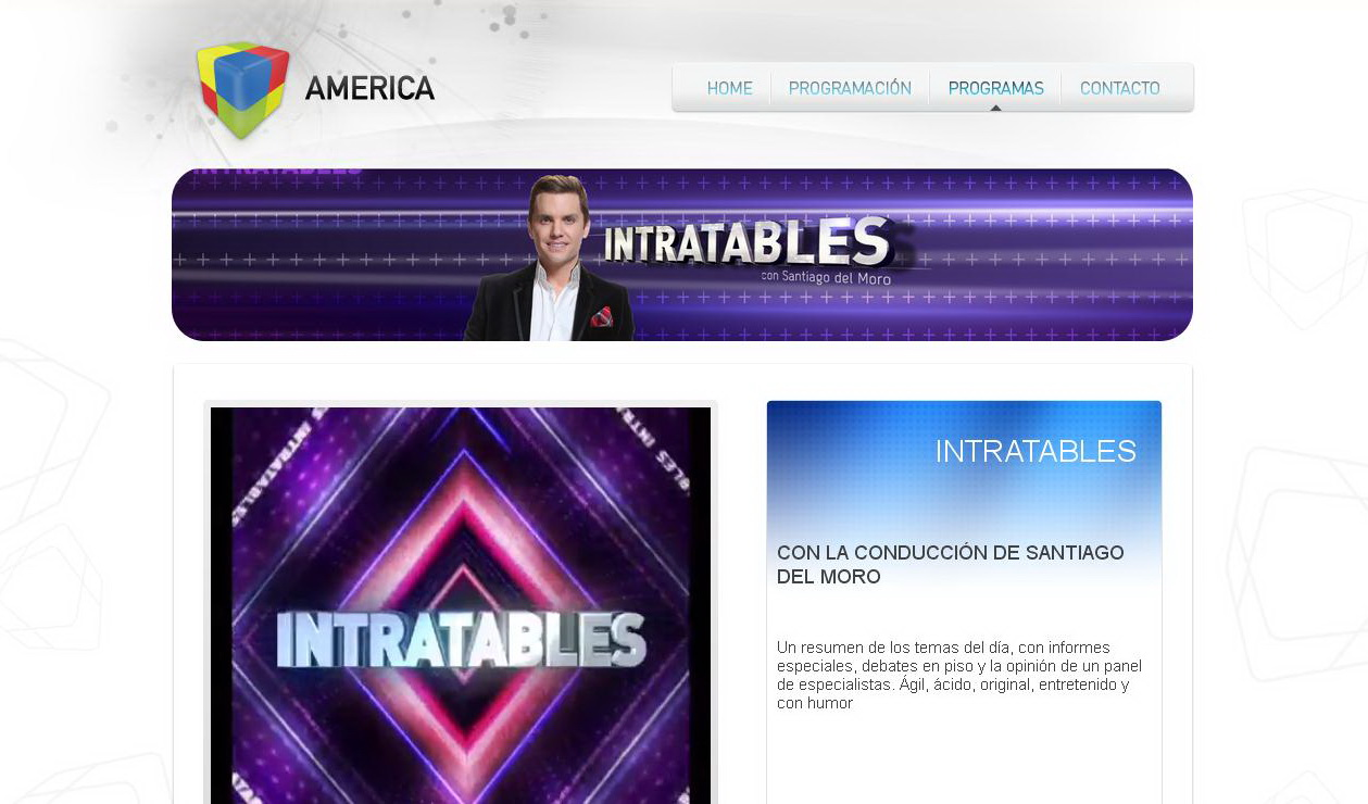 America Intratables