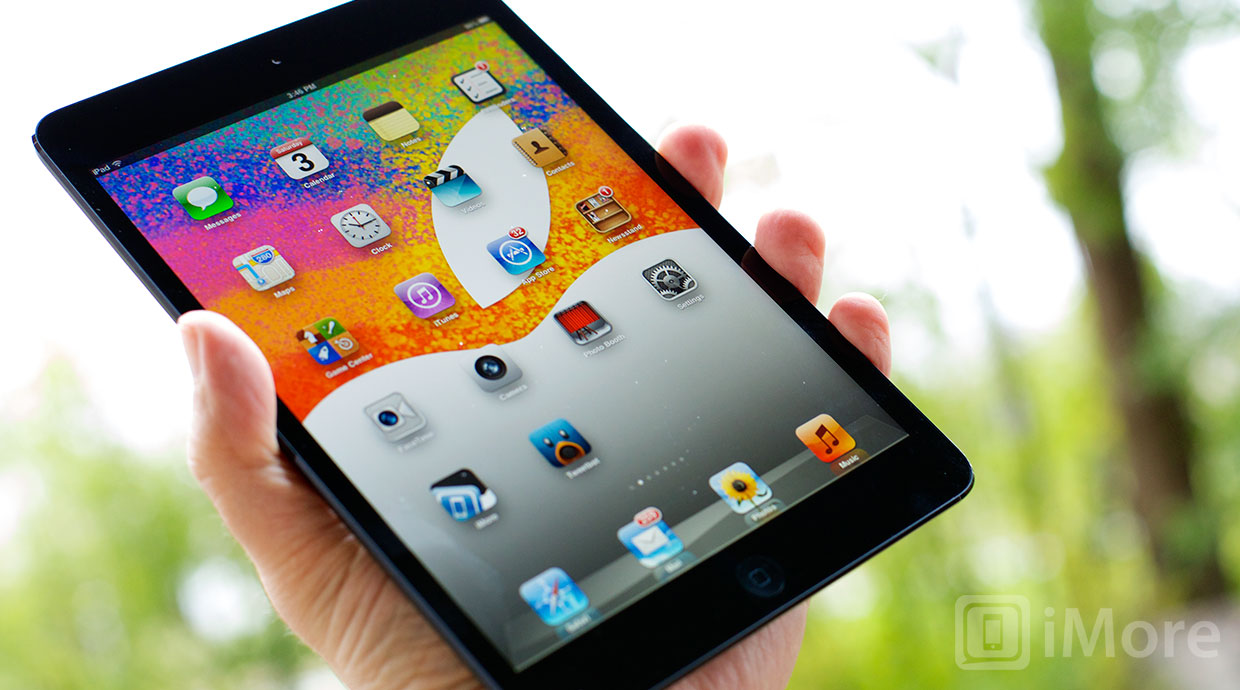 ipad mini retina display