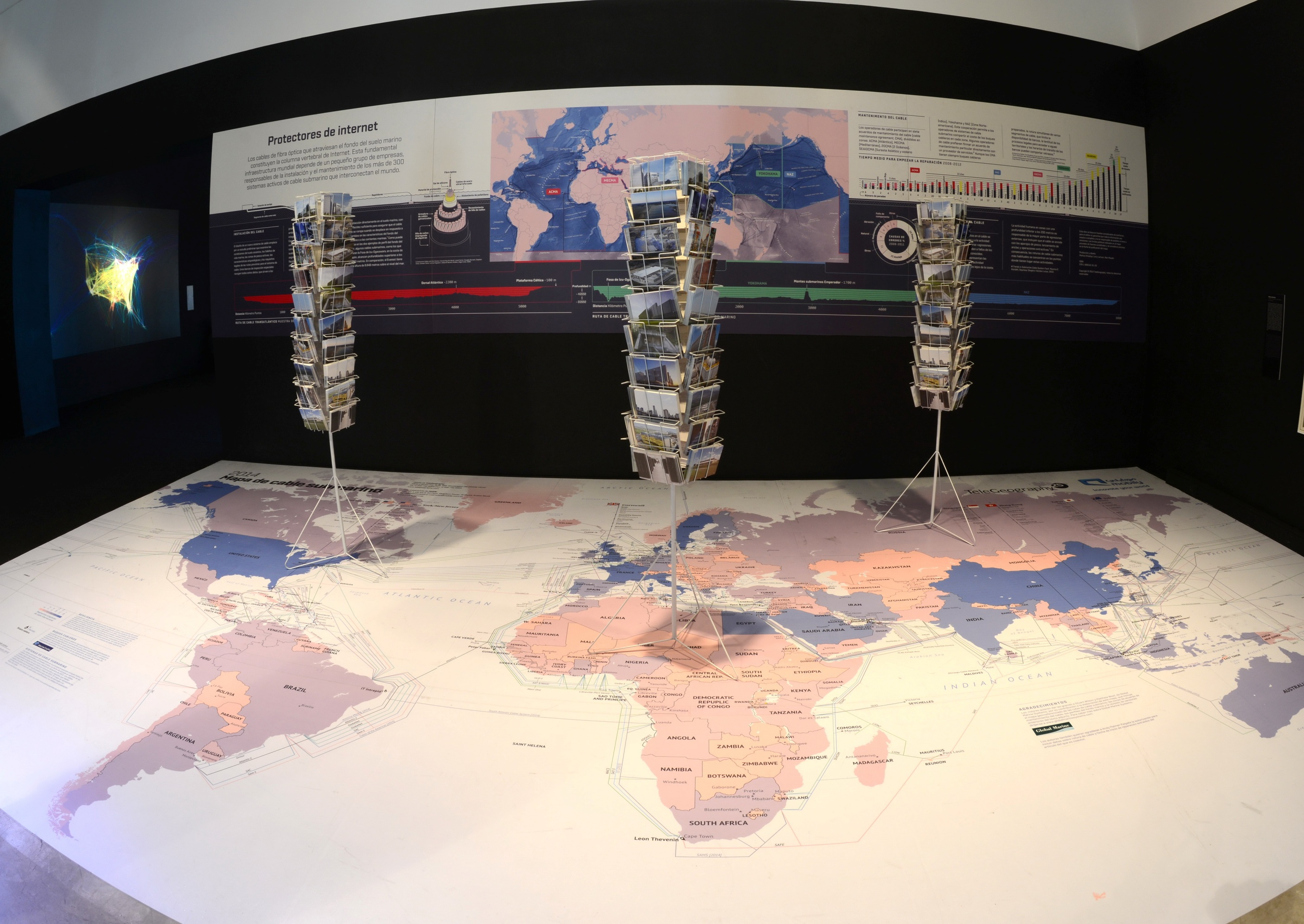 Submarine-Cable-Map Telefonica