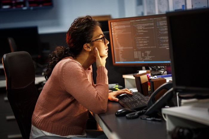 software mujer